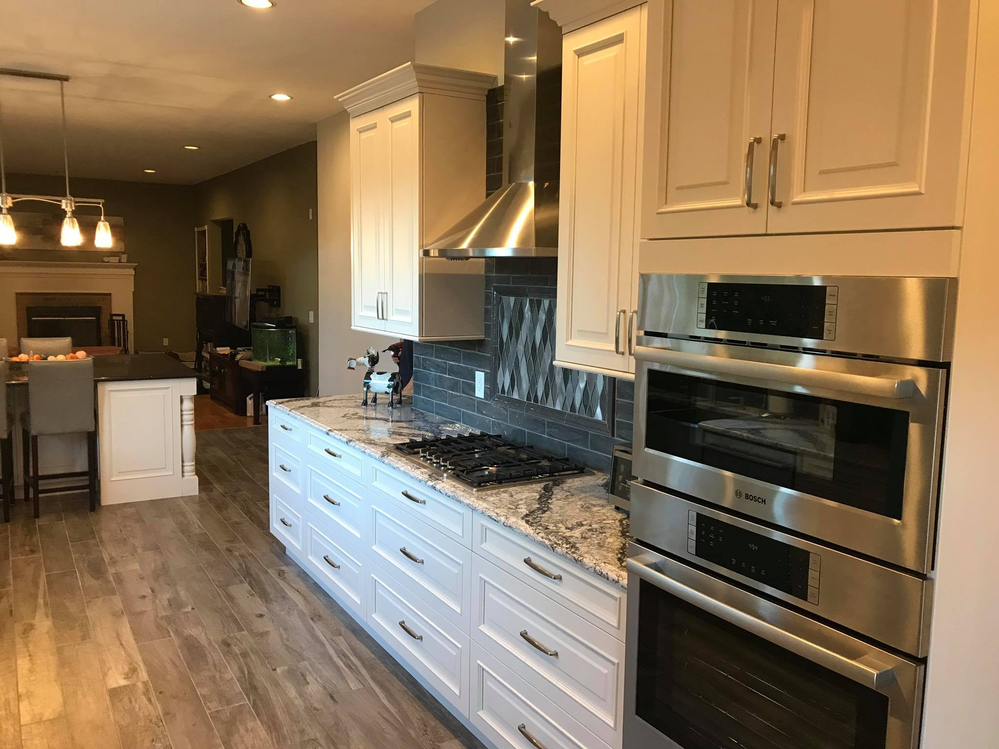 help with the design of your kitchen renovation in long island from us.